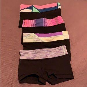 Ivivva rhythmic shorts